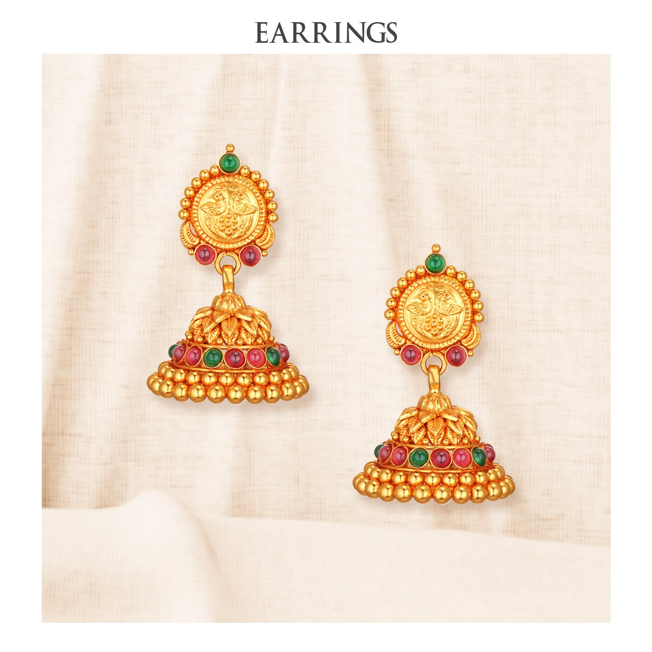 Online Jewellery Shopping Store | Buy 22Kt Gold Jewellery with