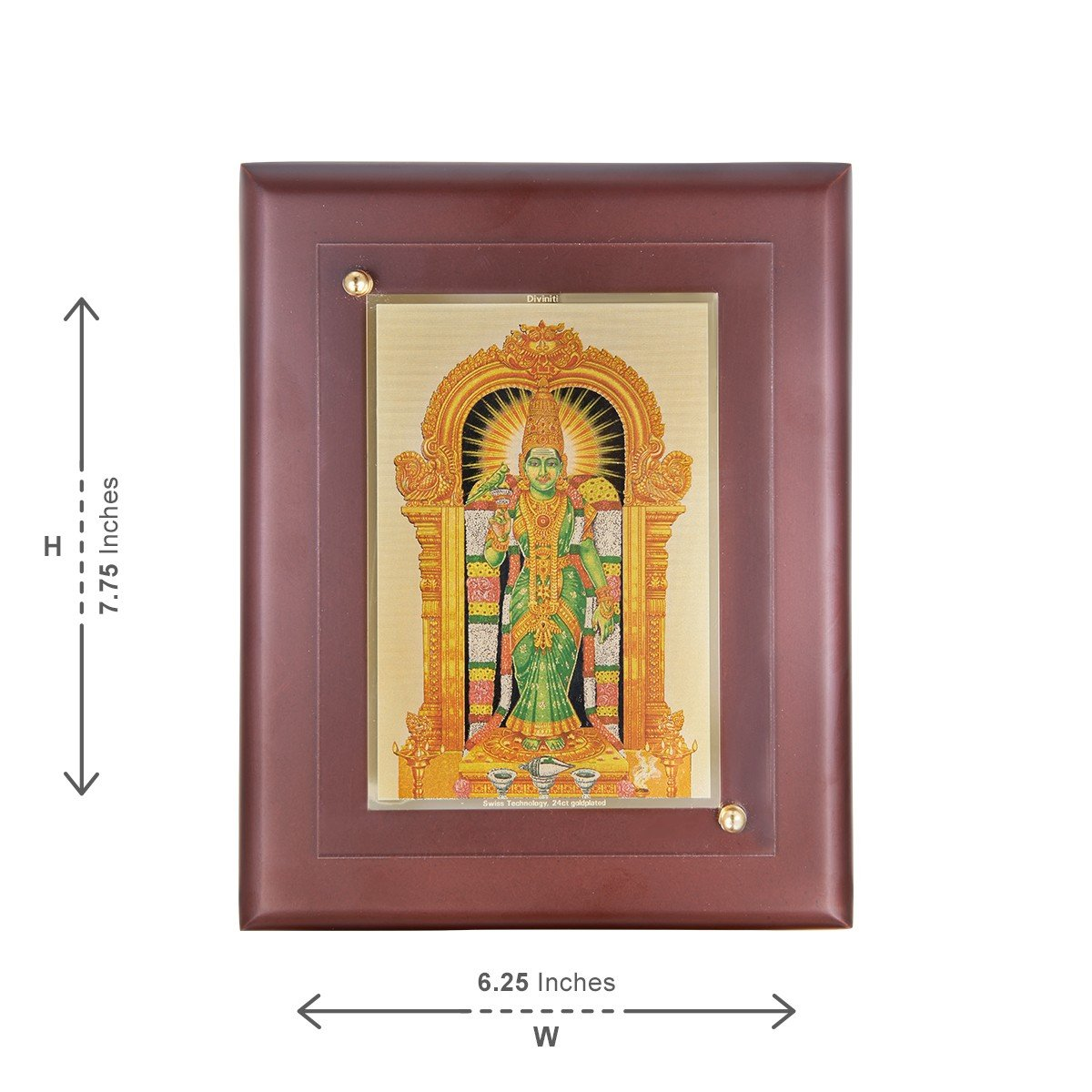 Meenkashi Photo Frame