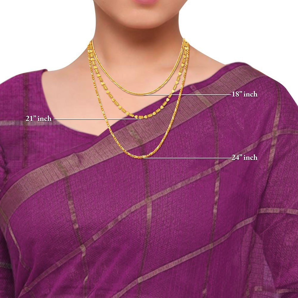 Mangalyam Gold Chain