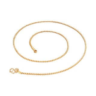 Girl Baby Gold Chain