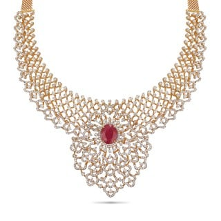 Wedding Diamond Necklace